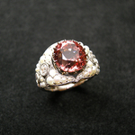 CLASSIC FANCY SPINEL RING