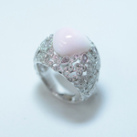 CONCH PEARL RING